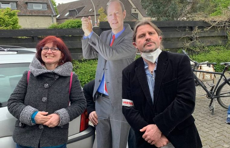 Marion Weißkopf ist Direktkandidatin des BTW-Wahlkreis 111