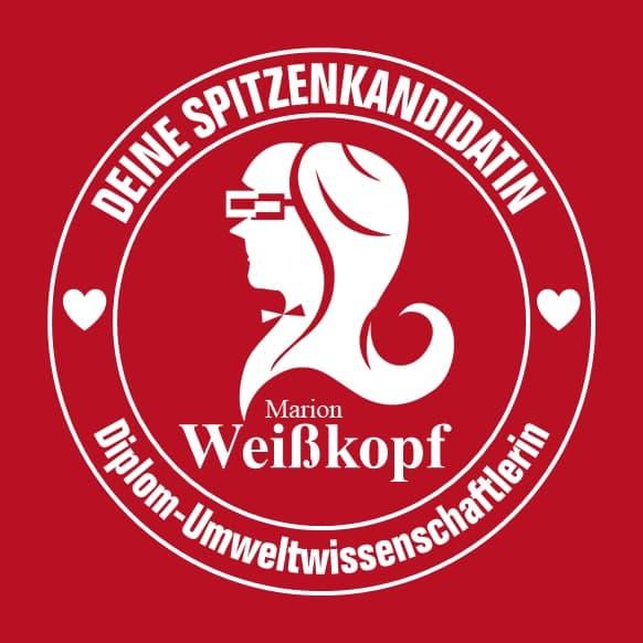 Spitzenkandidatin: Marion Weißkopf